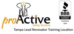 Tampa Lead Renovator Training Location