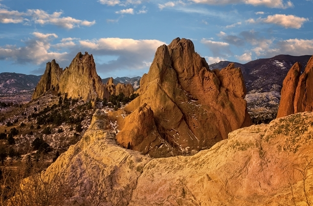 Colorado Springs Training Location