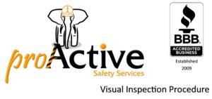 Visual Inspection Procedure
