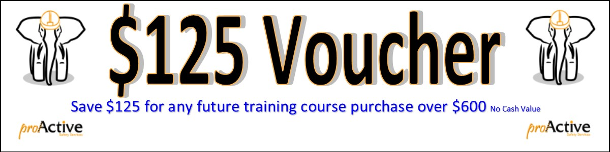 125 Dollar Training Course Voucher