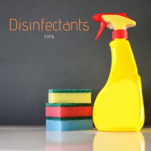 Is There a Safe Way to Clean and Disinfect Surfaces?